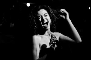 Georgina Díaz en vivo 3